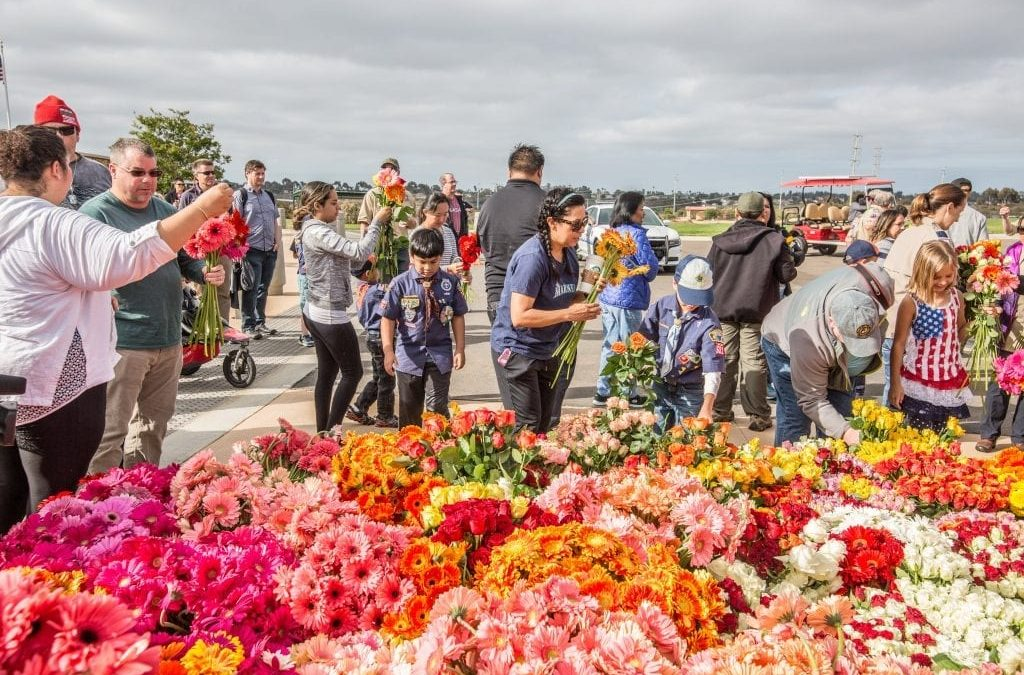 Memorial Day Flower Outreach Expands to Dozens of U.S. Cemeteries