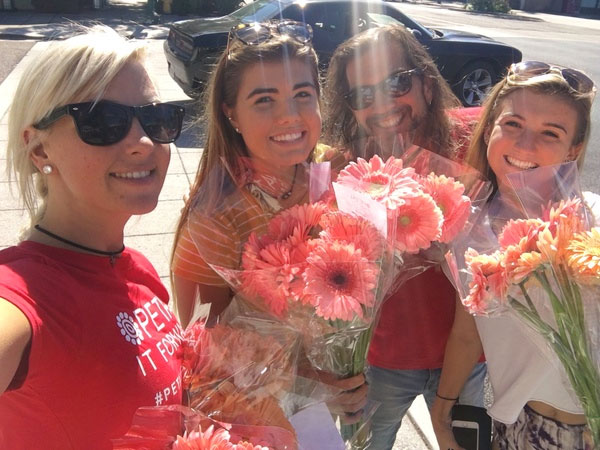 #PETALITFORWARD took over the nation one city at a time on October 19th